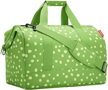 reisenthel-allrounder-l-spots-green