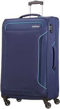 American Tourister Holiday Heat 4 Wheel Trolley 79,5 cm navy