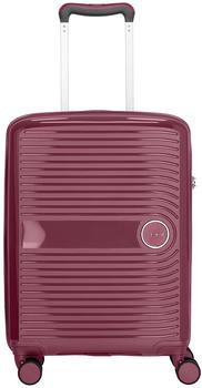 travelite-air-base-4-rad-trolley-55-cm-rot