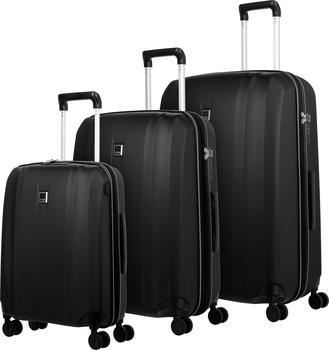 titan-bags-titan-xenon-4-rollen-trolley-set-55-67-76-cm-black