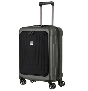 Titan X-Ray Business 4-Rollen-Trolley 55 cm atomic steel
