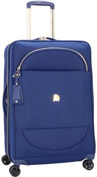 Delsey Montrouge 4-Rollen-Trolley 69 cm blue