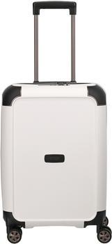 Titan Compax 4-Rollen-Trolley 55 cm white
