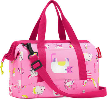 reisenthel-allrounder-xs-kids-abc-friends-pink