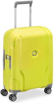 Delsey Clavel 4-Trollen-Trolley 55 cm Slim limone