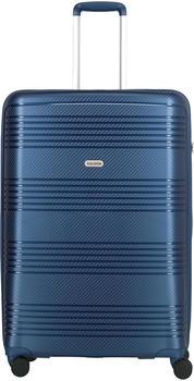 Travelite Zenit 4-Rad-Trolley 77 cm blau