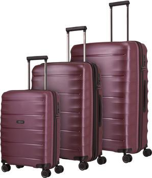 titan-bags-titan-highlight-4-rollen-trolley-set-75-67-55-cm-merlot