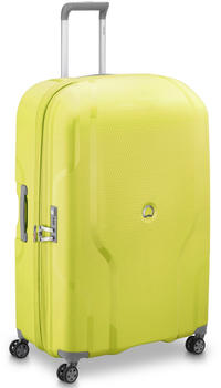 Delsey Clavel 4-Trollen-Trolley 83 cm limone