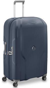 Delsey Clavel 4-Trollen-Trolley 83 cm indigoblau