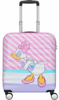 american-tourister-wavebreaker-4-wheel-trolley-55-cm-daisy-pink-kiss