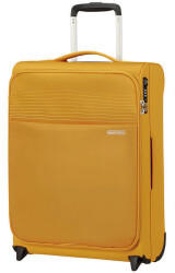 american-tourister-lite-ray-2-rollen-trolley-55-cm-golden-yellow