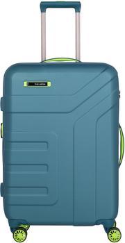 travelite-vector-20-4-rollen-trolley-70-cm-petrol