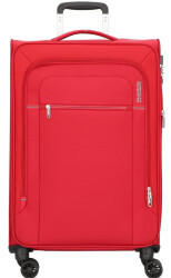 american-tourister-crosstrack-4-rollen-trolley-67-cm-red-grey