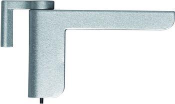 ABUS 2603 Mini-Türschließer silber