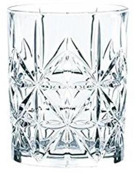 Riedel Vivant Double Old Fashioned Whiskeyglas 295 ml 4er Set