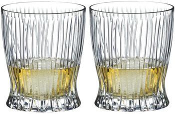 Riedel Fire Whiskyglas 295 ml 2er Set