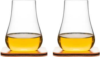 Sagaform Bar Whiskeyglas 15cl 2er Set