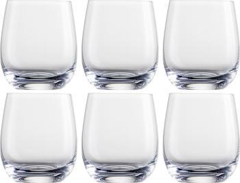 Eisch Whiskyglas (6-tlg), bleifreies Kristallglas, 360 ml