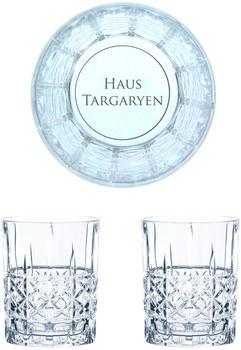 Nachtmann Whiskyglas Game of Thrones Whiskygläser Set Haus Targaryen