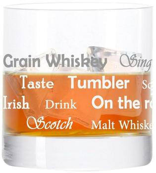 Leonardo Whiskyglas Becher, mit Gravur, Stil 03, Tumbler, Geschenk