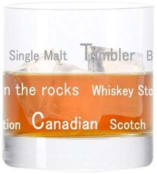 Leonardo Whiskyglas Becher, mit Gravur, Stil 01, Tumbler, Geschenk