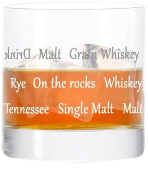 Leonardo Whiskyglas Becher, mit Gravur, Stil 04, Tumbler, Geschenk