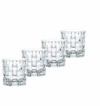 Nachtmann Whiskyglas Bossa Nova SOF Whisky Gläser 4er Set
