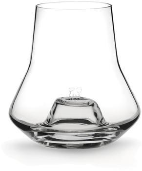 Peugeot Les Impitoyables N°5 Whiskyglas, für Whisky und Branntweine, Glas, 380 ml, 250331