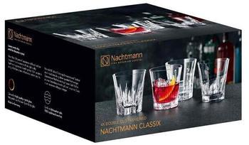 Nachtmann Whiskyglas Classix DOF Whisky Becher im 4er Set