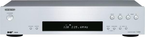 Onkyo T-4030 silber