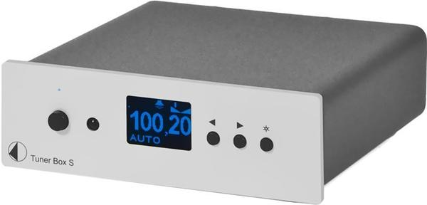Pro-Ject Tuner Box S silber