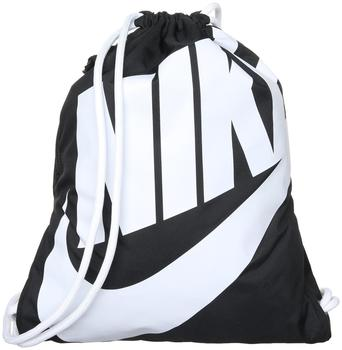 185bd778df2d2 Nike Heritage Gym Bag black black white (BA5128)
