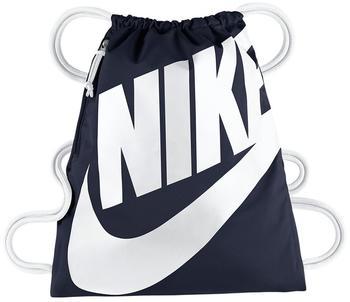 Nike Heritage Gymsack obsidian/white (BA5351)
