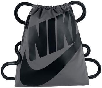 Nike Heritage Gymsack dark grey/black (BA5351)