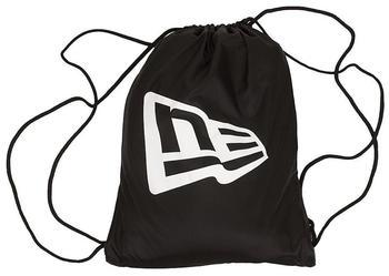 New Era Logo Gymbag Gymsack (black/white)