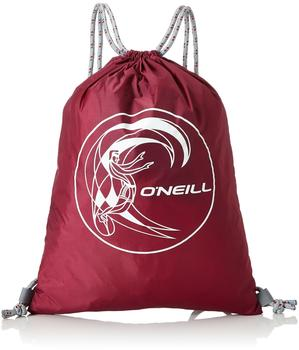 ONeill Gym Sack Turnbeutel rot