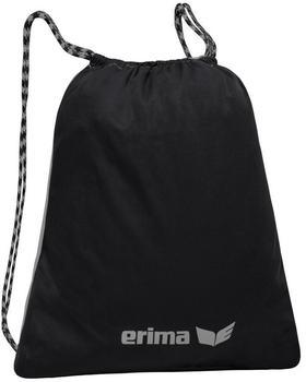 Erima Turnbeutel schwarz