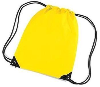 BagBase Gymsack yellow