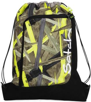 ergobag Satch Gym Bag Jungle Lazer