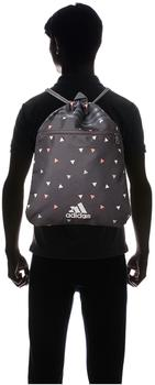 Adidas Athletics Performance Gymbag grey five/grey two (BR7210)