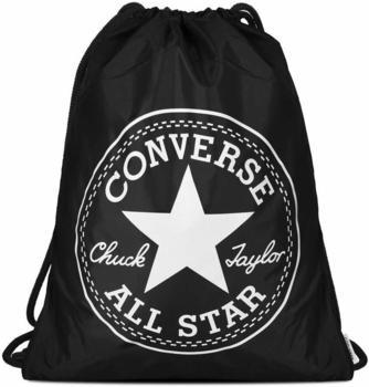 Converse Turnbeutel Big Logo schwarz