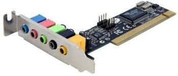 Startech PCISOUND5LP