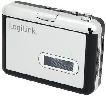 LogiLink UA0156 Kassetten-Digitalisierer mit USB Anschluss