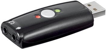 Wentronic USB 2.0 Soundkarte