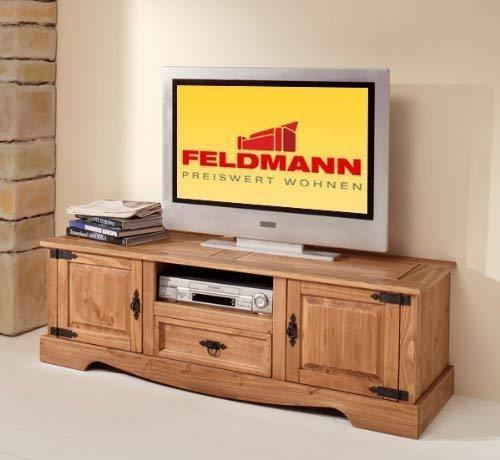 Henke Tv Schrank Mexican 1400 Mm Antik Gewachst Test Angebote Ab