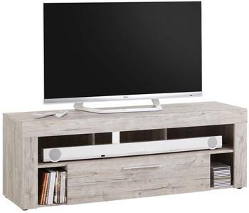 FMD Vibio TV-Lowboard 1500 mm Sandeiche