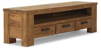 massivum Aro TV-Bank 1710 mm Teak