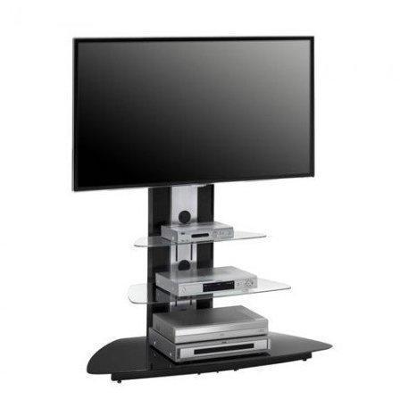LCD LED TV Standfuß Cuba MR 110 LCD Schwarz bis 60 Zoll