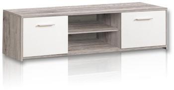 ROLLER TV-Unterschrank Quadro - Sandeiche-weiß