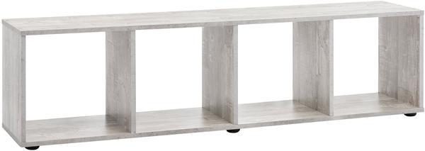 WILMES TV-Lowboard 140 cm Beton Dekor